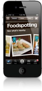 Foodspotting app photo