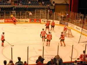 Syracuse Crunch TEAM, Hockey photo