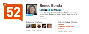 #klout #kloutscore