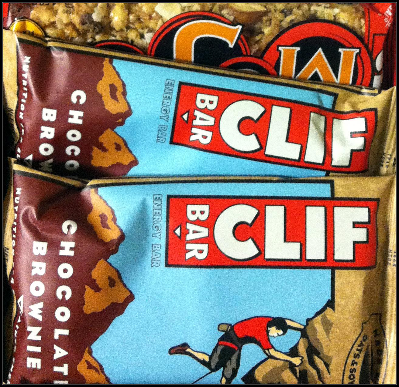 Cliff Bars, MoJo Bars